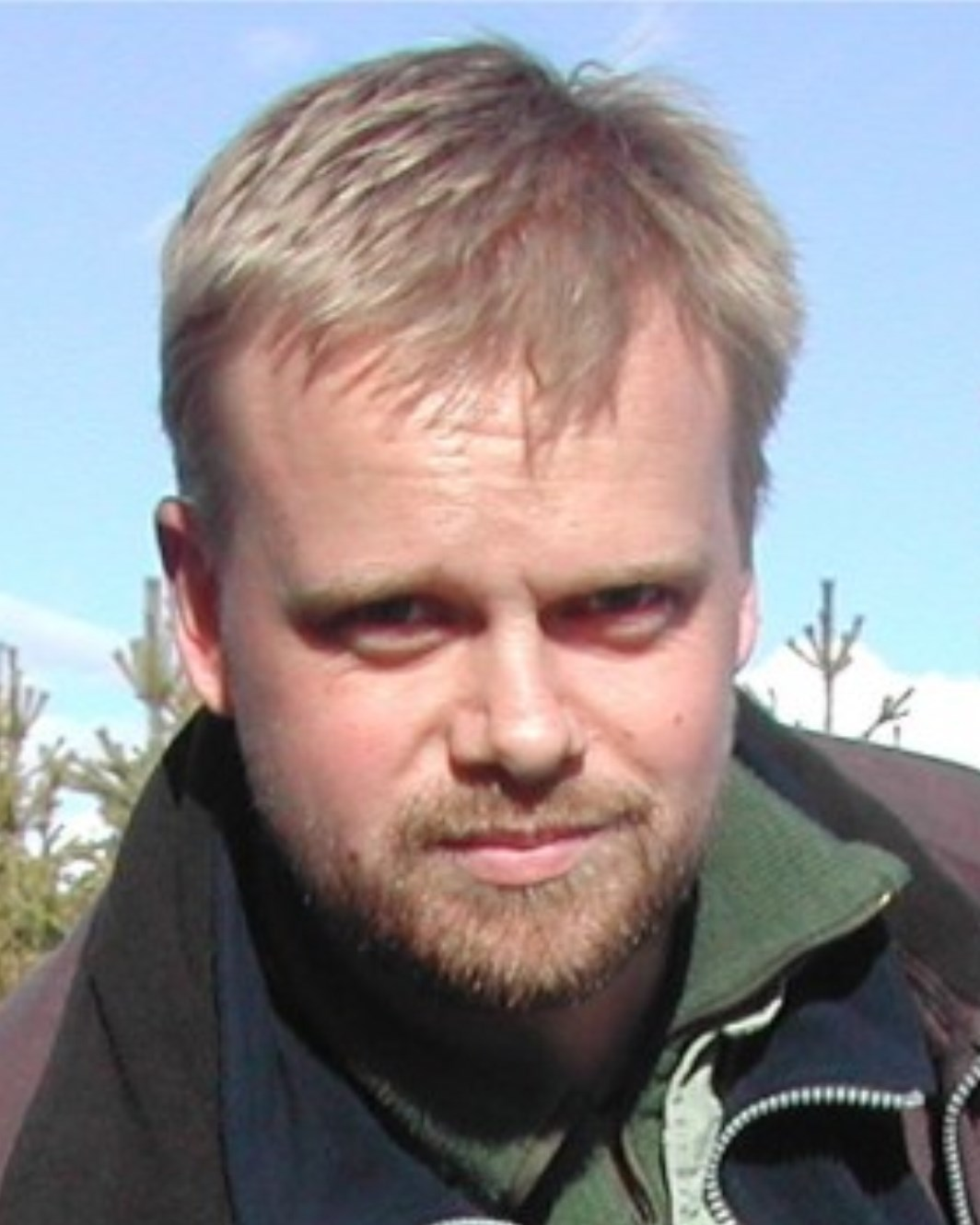 Jonas Kindberg : PhD, Project leader