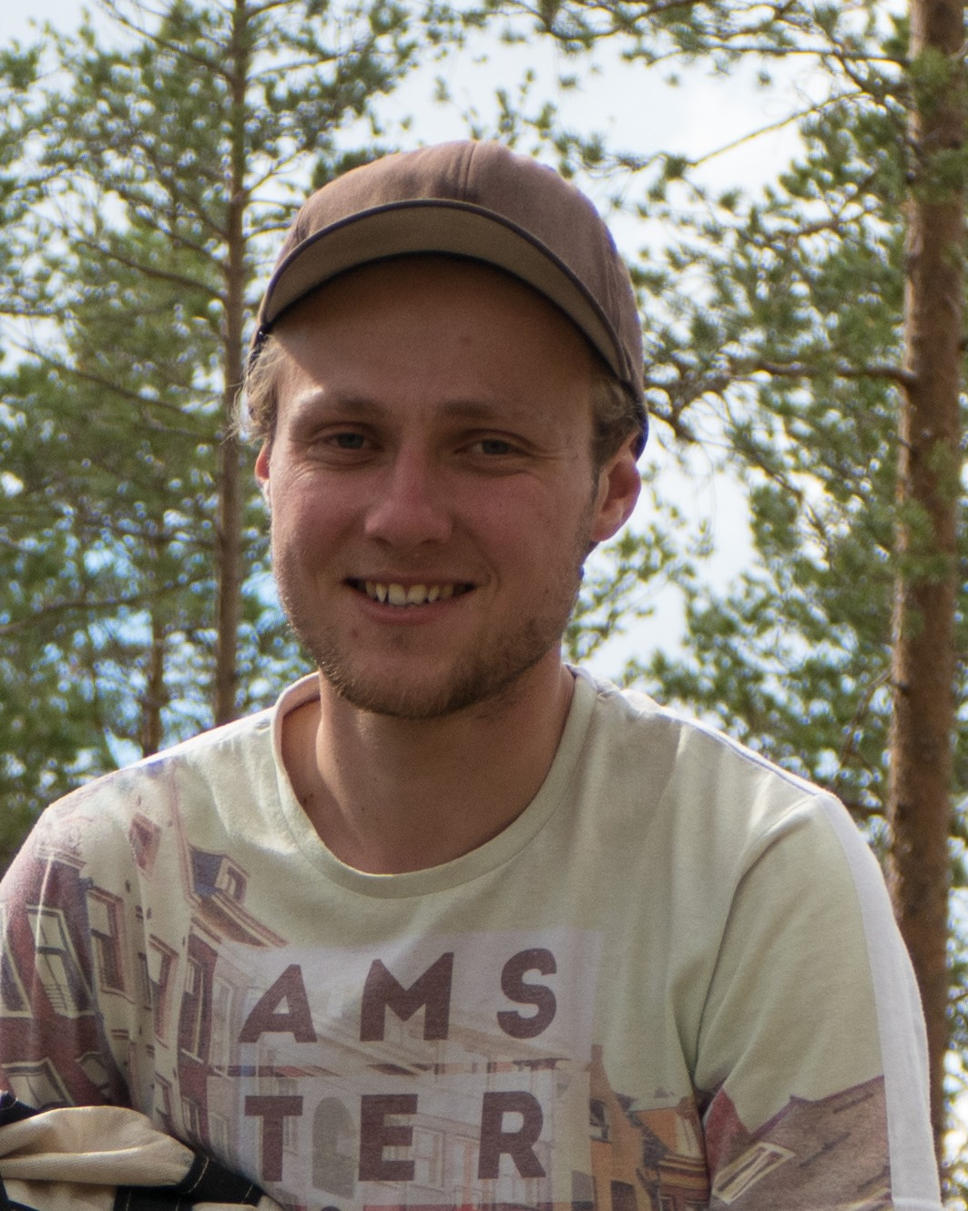David Ahlqvist : Field research tecnician